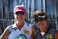 Dink A Dilly 2 Women's Doubles 28 Nov 2018 Photos by Phil Randklev