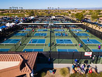 Drone Photos of Dec 2019 Tournament taken by Mike O'Meara