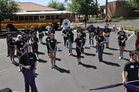 Valley Vista Monsoon Marching Band 18 Apr 2015